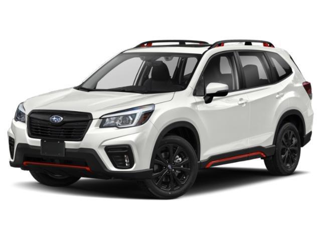 2019 Subaru Forester Sport 2.5i Sport Regular Unleaded H-4 2.5 L/152 [16]
