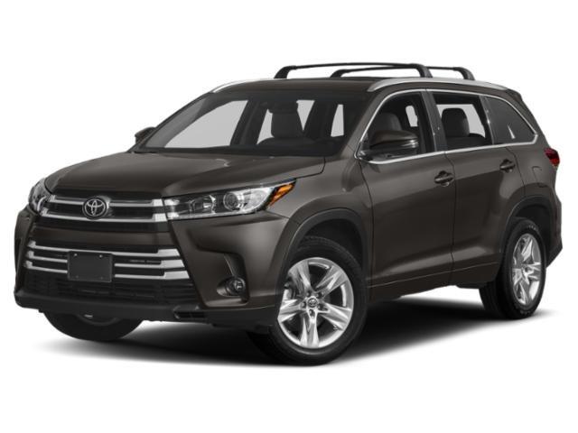 2019 Toyota Highlander Limited Platinum V6