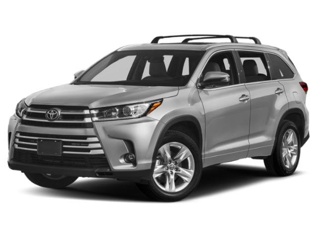 2019 Toyota Highlander Limited Limited V6 FWD Regular Unleaded V-6 3.5 L/211 [12]