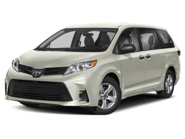 New 2019 Toyota Sienna in Lexington, KY
