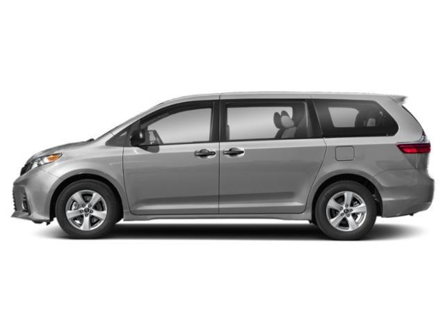New 2019 Toyota Sienna