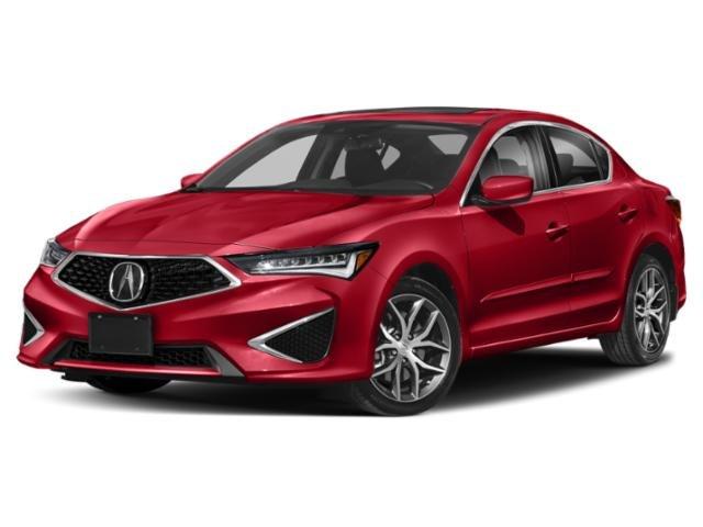 2020 Acura ILX w/Premium Pkg Sedan w/Premium Pkg Premium Unleaded I-4 2.4 L/144 [4]