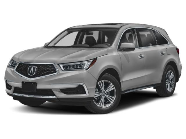 2020 Acura MDX BASE FWD 7-Passenger Premium Unleaded V-6 3.5 L/212 [1]