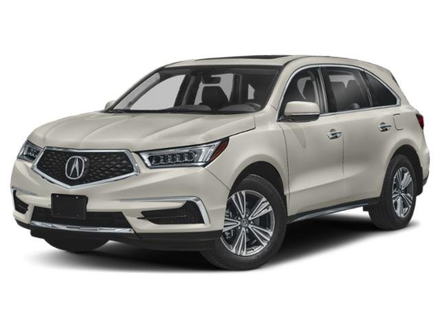2020 Acura MDX BASE FWD 7-Passenger Premium Unleaded V-6 3.5 L/212 [9]