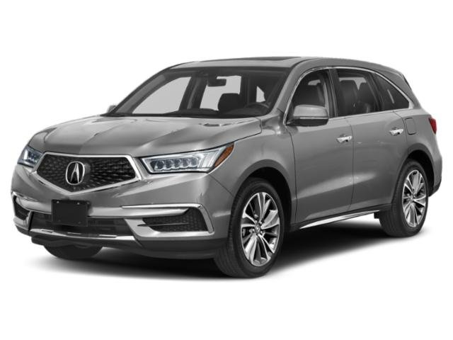 2020 Acura MDX w/Technology Pkg SH-AWD 7-Passenger w/Technology Pkg Premium Unleaded V-6 3.5 L/212 [18]