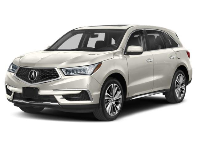 2020 Acura MDX w/Technology Pkg SH-AWD 7-Passenger w/Technology Pkg Premium Unleaded V-6 3.5 L/212 [19]