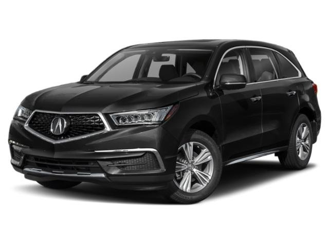 2020 Acura MDX BASE SH-AWD 7-Passenger Premium Unleaded V-6 3.5 L/212 [8]