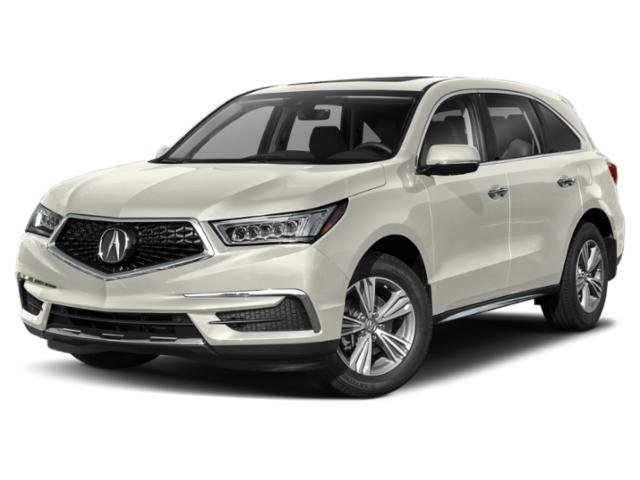 2020 Acura MDX BASE SH-AWD 7-Passenger Premium Unleaded V-6 3.5 L/212 [18]