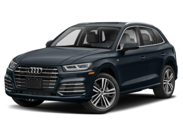 2020 Audi Q5 Premium Premium 55 TFSI e quattro Intercooled Turbo Gas/Electric I-4 2.0 L/121 [2]