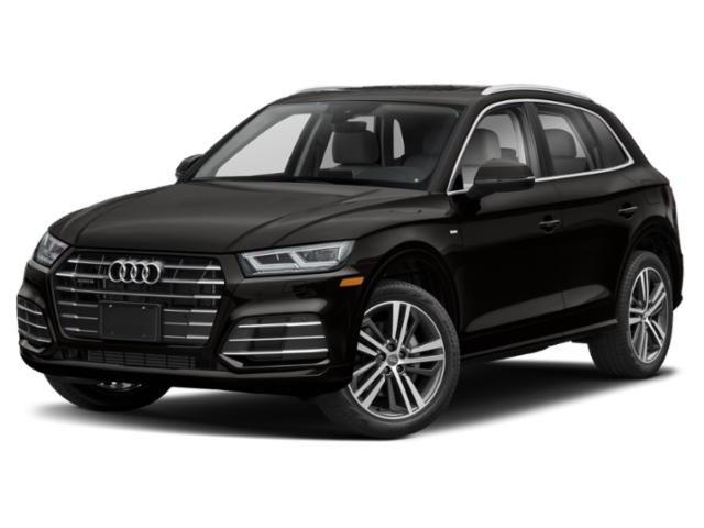 2020 Audi Q5 Premium Premium 55 TFSI e quattro Intercooled Turbo Gas/Electric I-4 2.0 L/121 [1]