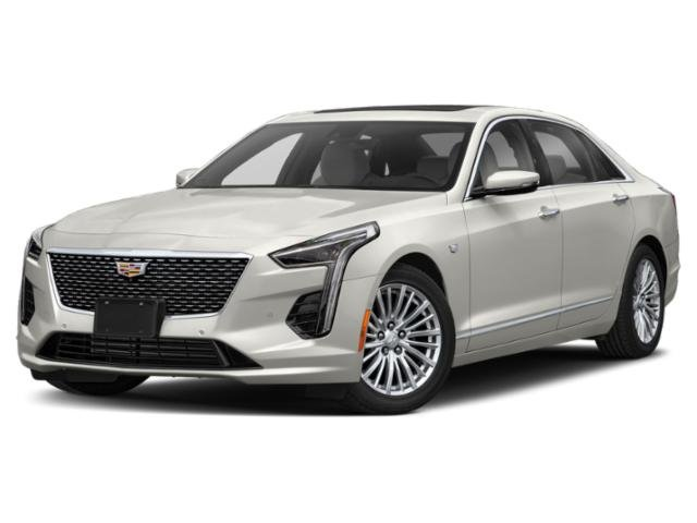 2020 Cadillac CT6 Platinum 4dr Sdn 4.2L Turbo Platinum Turbocharged Gas V8 4.2L/ [0]