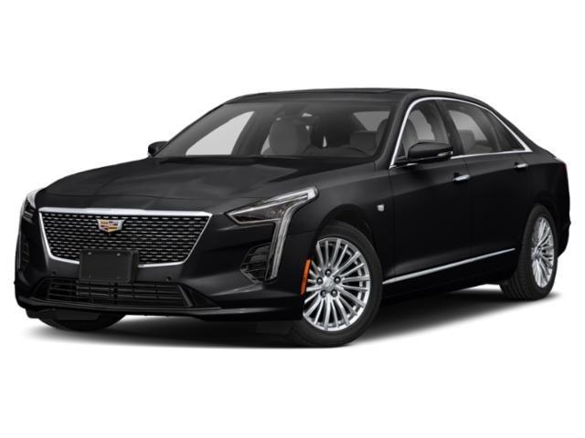 2020 Cadillac CT6 Luxury 4dr Sdn 3.6L Luxury Gas V6 3.6L/ [10]