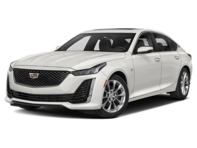 2020 Cadillac CT5 Premium Luxury 4dr Sdn Premium Luxury Turbocharged Gas I4 2.0L/ [12]