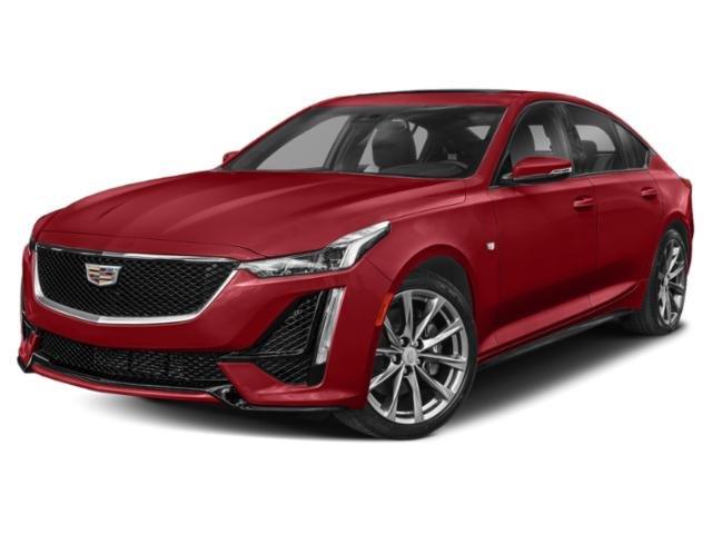 2020 Cadillac CT5 Sport 4dr Sdn Sport Turbocharged Gas I4 2.0L/ [18]