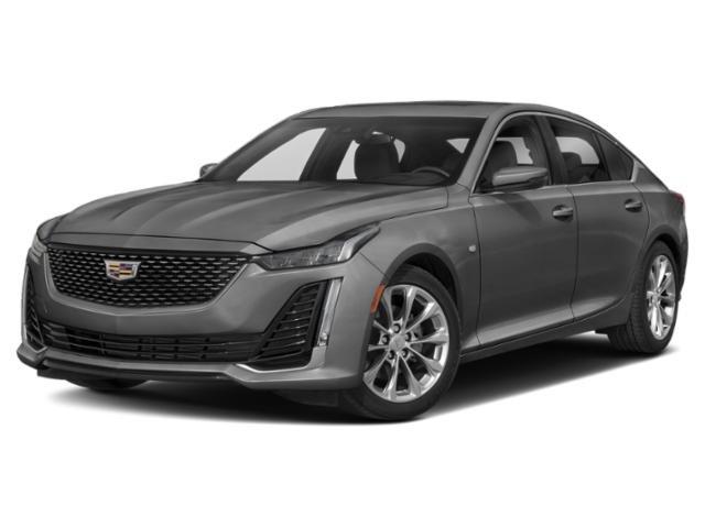 2020 Cadillac CT5 Premium Luxury 4dr Sdn Premium Luxury Turbocharged Gas I4 2.0L/ [1]