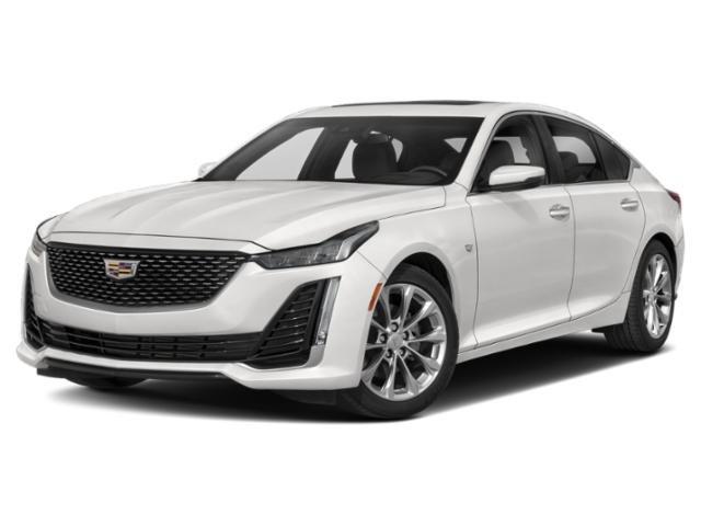 2020 Cadillac CT5 Luxury 4dr Sdn Luxury Turbocharged Gas I4 2.0L/ [4]