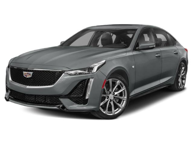 2020 Cadillac CT5 V-Series 4dr Sdn V-Series Turbocharged Gas V6 3.0L/ [2]