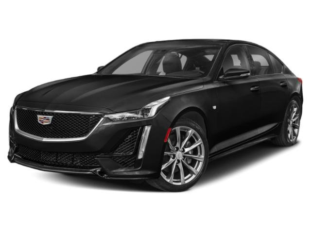2020 Cadillac CT5 V-Series 4dr Sdn V-Series Turbocharged Gas V6 3.0L/ [1]