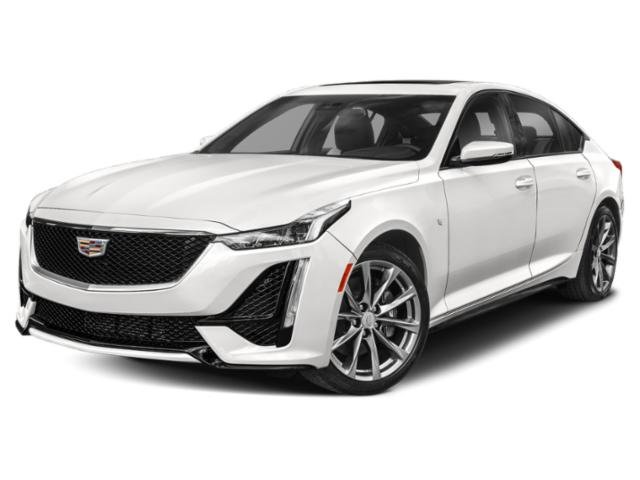 2020 Cadillac CT5 Luxury 4dr Sdn Luxury Turbocharged Gas I4 2.0L/ [0]