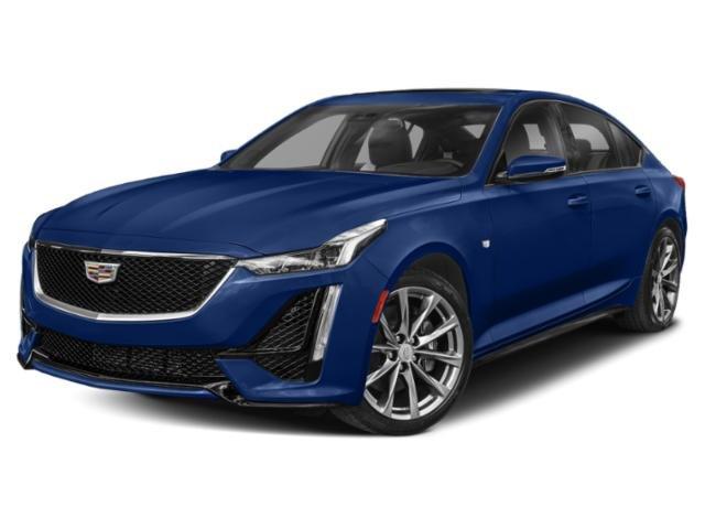 2020 Cadillac CT5 Sport 4dr Sdn Sport Turbocharged Gas I4 2.0L/ [5]