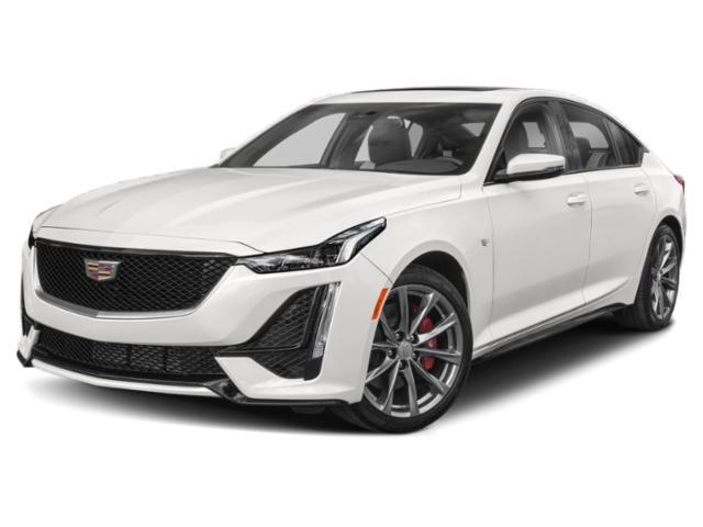 2020 Cadillac CT5 V-Series 4dr Sdn V-Series Turbocharged Gas V6 3.0L/ [3]