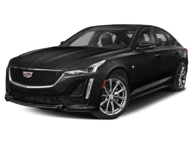 2020 Cadillac CT5 V-Series 4dr Sdn V-Series Turbocharged Gas V6 3.0L/ [6]
