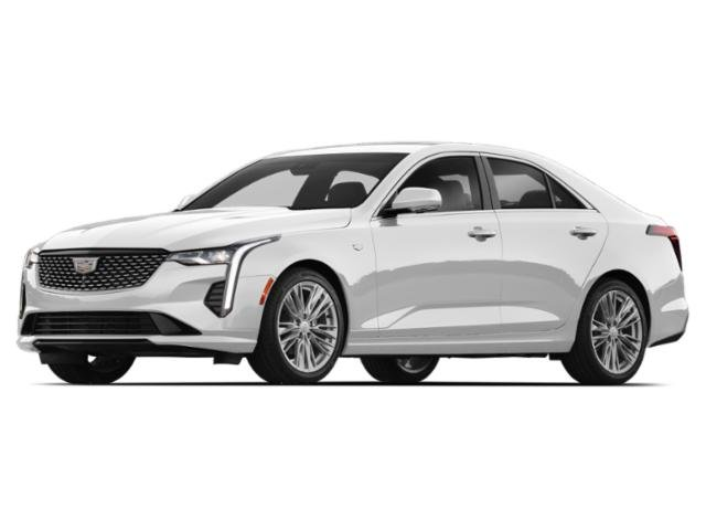2020 Cadillac CT4 Luxury 4dr Sdn Luxury Turbocharged I4 2.0L/ [6]