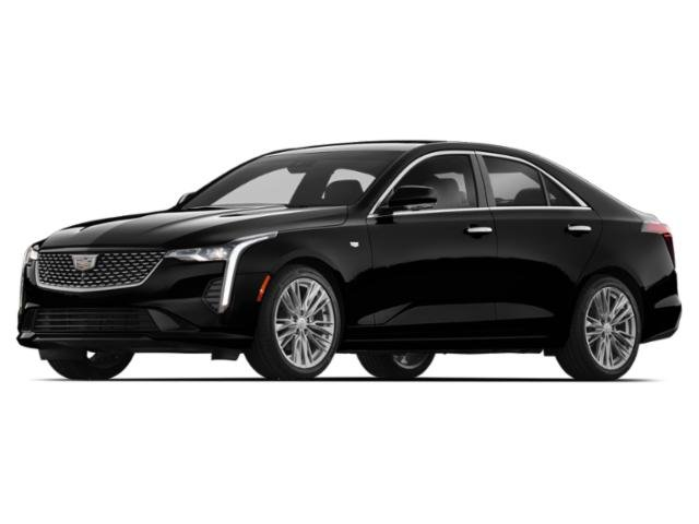 2020 Cadillac CT4 Luxury 4dr Sdn Luxury Turbocharged I4 2.0L/ [0]