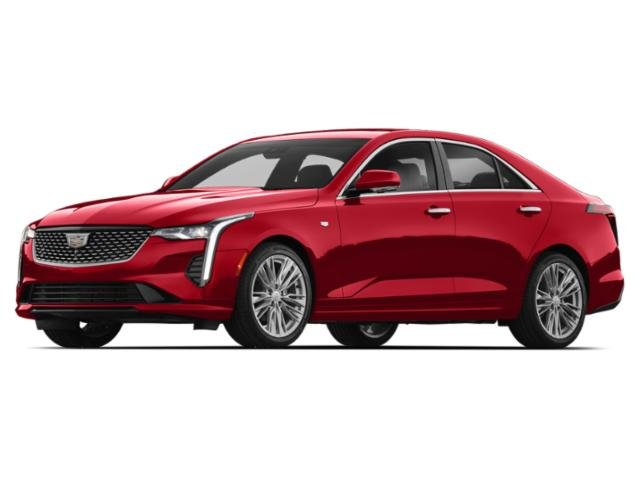 2020 Cadillac CT4 Sport 4dr Sdn Sport Turbocharged I4 2.0L/ [0]