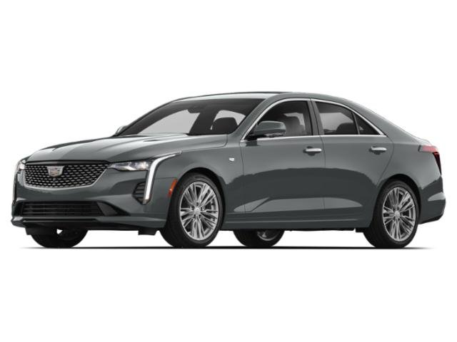 2020 Cadillac CT4 Luxury 4dr Sdn Luxury Turbocharged I4 2.0L/ [11]