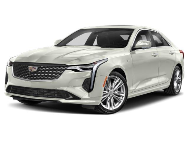 2020 Cadillac CT4 Premium Luxury 4dr Sdn Premium Luxury Turbocharged I4 2.0L/ [17]