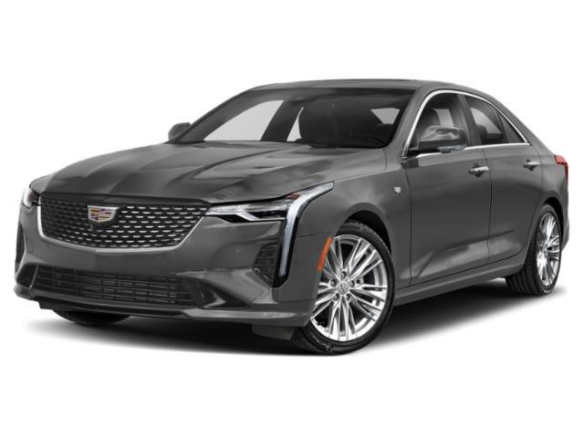 2020 Cadillac CT4 Premium Luxury 4dr Sdn Premium Luxury Turbocharged I4 2.0L/ [4]
