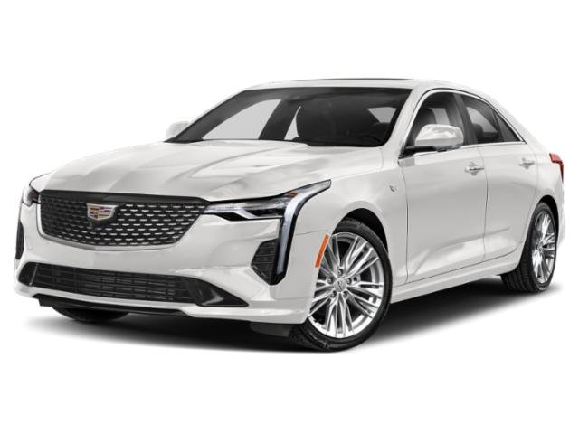 2020 Cadillac CT4 Luxury 4dr Sdn Luxury Turbocharged I4 2.0L/ [4]