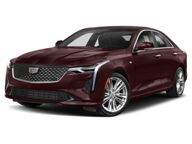 2020 Cadillac CT4 Luxury 4dr Sdn Luxury Turbocharged I4 2.0L/ [17]