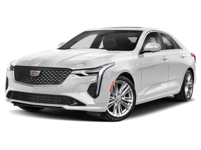 2020 Cadillac CT4 Luxury 4dr Sdn Luxury Turbocharged I4 2.0L/ [6]