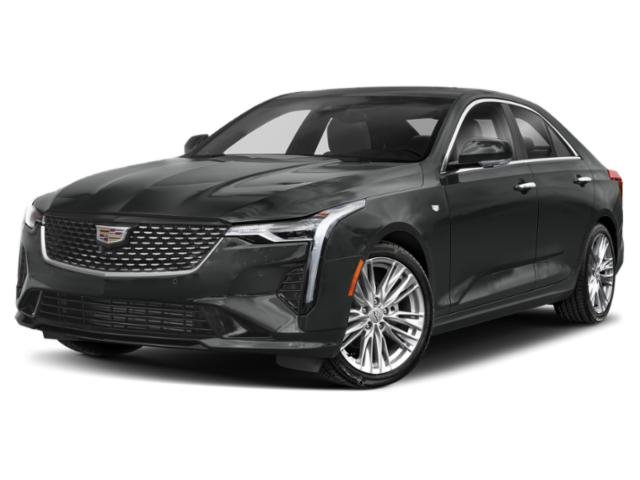 2020 Cadillac CT4 Luxury 4dr Sdn Luxury Turbocharged I4 2.0L/ [14]