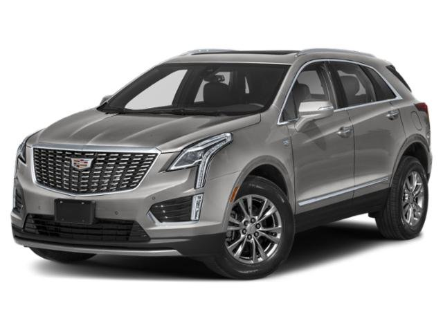 2020 Cadillac XT5 Luxury FWD FWD 4dr Luxury Turbocharged Gas I4 2.0L/ [3]