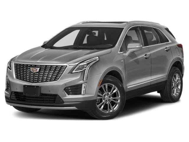 2020 Cadillac XT5 Luxury FWD FWD 4dr Luxury Turbocharged Gas I4 2.0L/ [8]