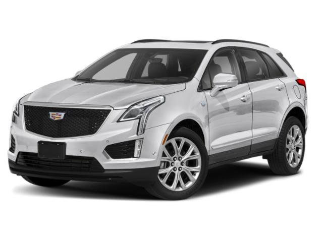 2020 Cadillac XT5 Sport AWD AWD 4dr Sport Gas V6 3.6L/222 [1]