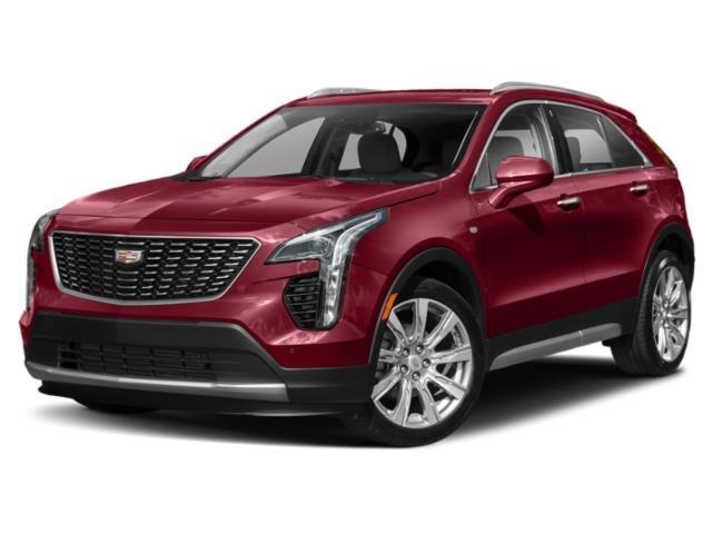 2020 Cadillac XT4 FWD Premium Luxury FWD 4dr Premium Luxury Turbocharged Gas I4 2.0L/ [2]