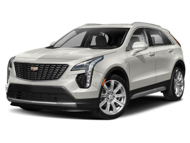 2020 Cadillac XT4 FWD Luxury FWD 4dr Luxury Turbocharged Gas I4 2.0L/ [2]