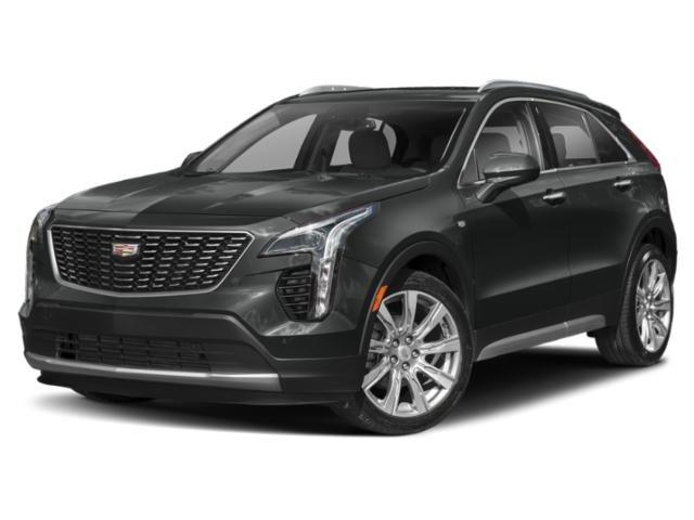 2020 Cadillac XT4 AWD Premium Luxury AWD 4dr Premium Luxury Turbocharged Gas I4 2.0L/ [2]