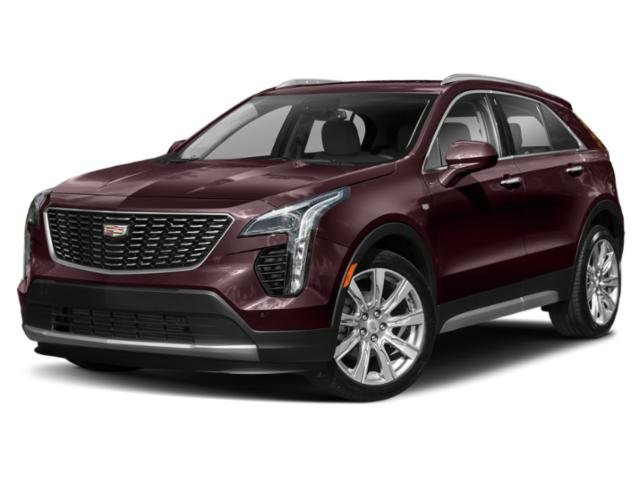 2020 Cadillac XT4 FWD Luxury FWD 4dr Luxury Turbocharged Gas I4 2.0L/ [5]