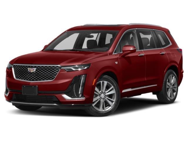2020 Cadillac XT6 FWD Premium Luxury FWD 4dr Premium Luxury Gas V6 3.6L/222 [2]