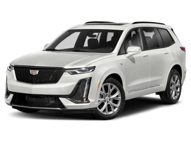 2020 Cadillac XT6 AWD Sport AWD 4dr Sport Gas V6 3.6L/222 [0]