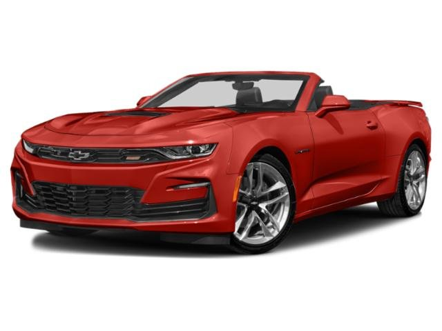 New 2020 Chevrolet Camaro