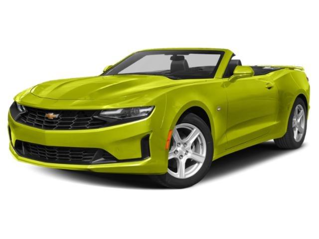 New 2020 Chevrolet Camaro 1LT