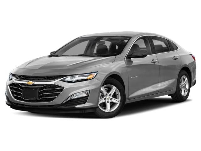 2020 Chevrolet Malibu LT 4dr Sdn LT Turbocharged Gas I4 1.5L/91 [8]