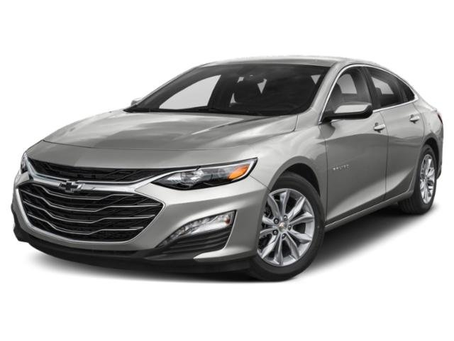 2020 Chevrolet Malibu LT 4dr Sdn LT Turbocharged Gas I4 1.5L/91 [1]
