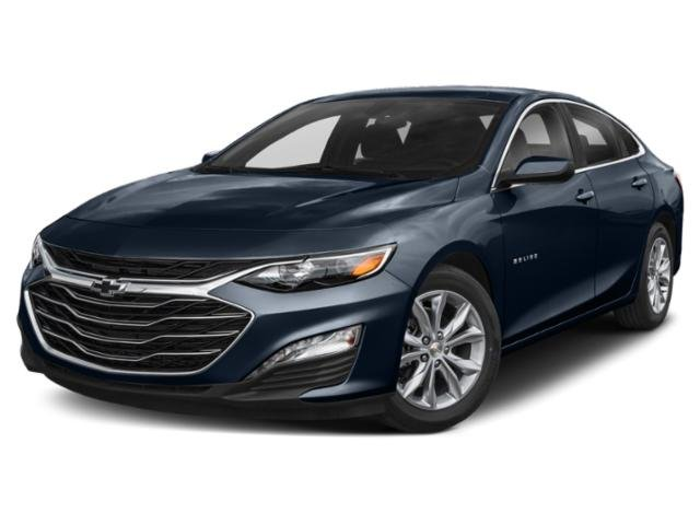 2020 Chevrolet Malibu LT 4dr Sdn LT Turbocharged Gas I4 1.5L/91 [9]